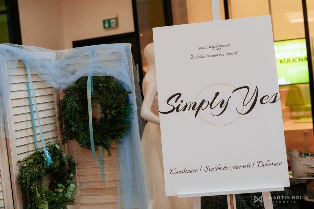 Svatební veletrh v Olomouci. Svatební Agentura SimplyYes - Ostrava