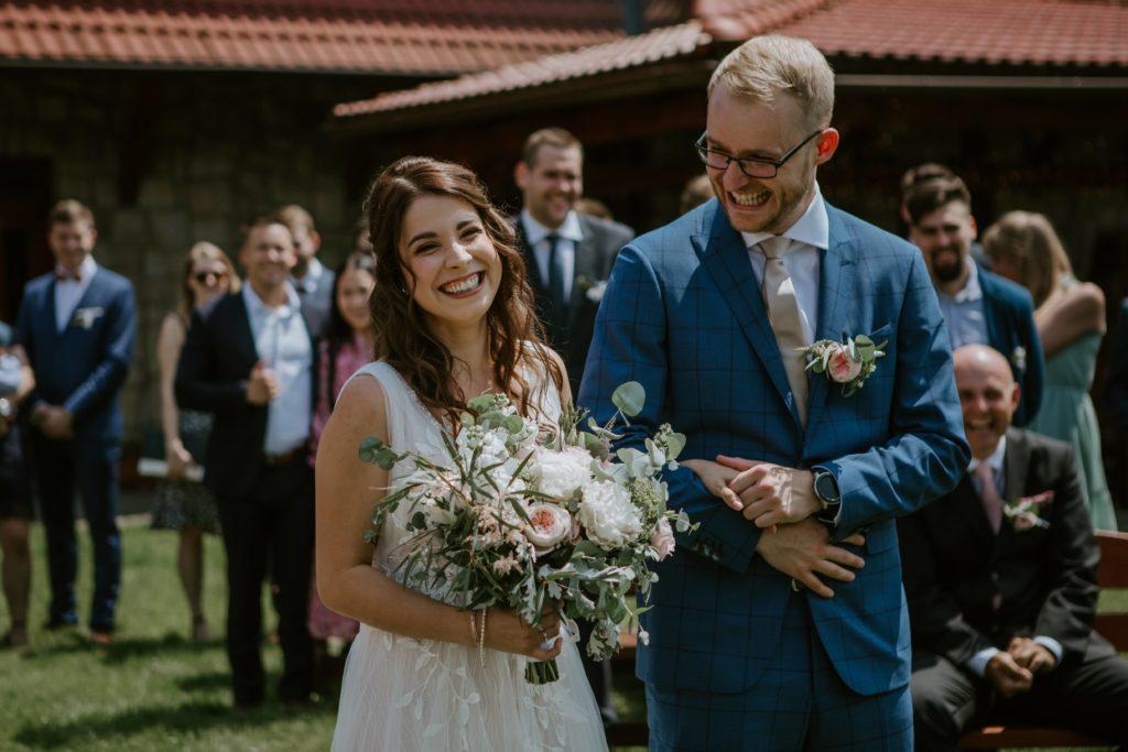 Koordinace a Dekor Svatby Michaela a Honza | Svatební agentura SimplyYes - Ostrava