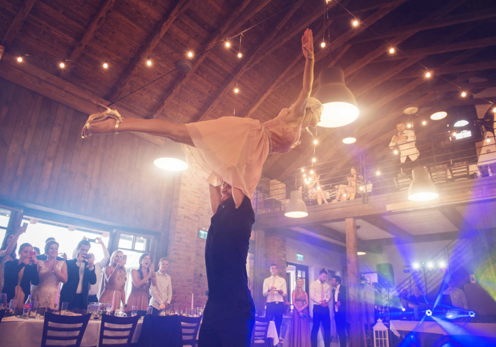 Hříšný tanec   Dirty dancing   Svatební Agentura SimplyYes - Ostrava